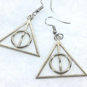Jewelry - Triangle Earrings
